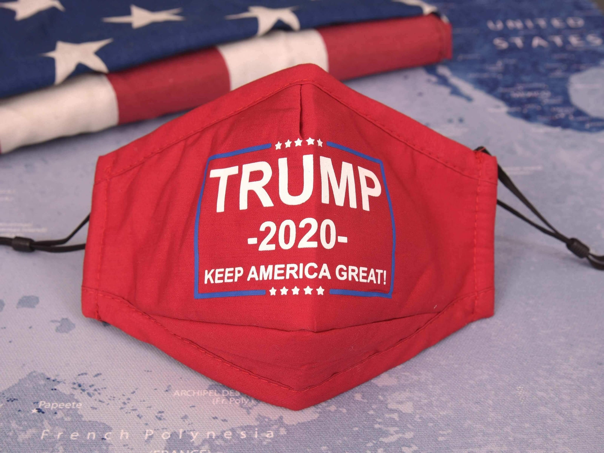 Welcome to Trump 2020 Masks - Protect Yourself With Pride!