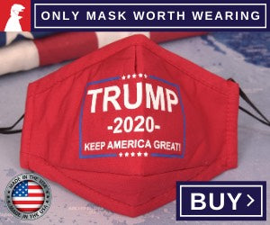 Trump 2020 mask for sale