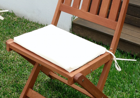 Folding Chair Cushions (Outdoor Chair Seat Pads)