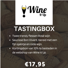 Afbeelding in Gallery-weergave laden, Tastingbox 'Le Bon Vivant'