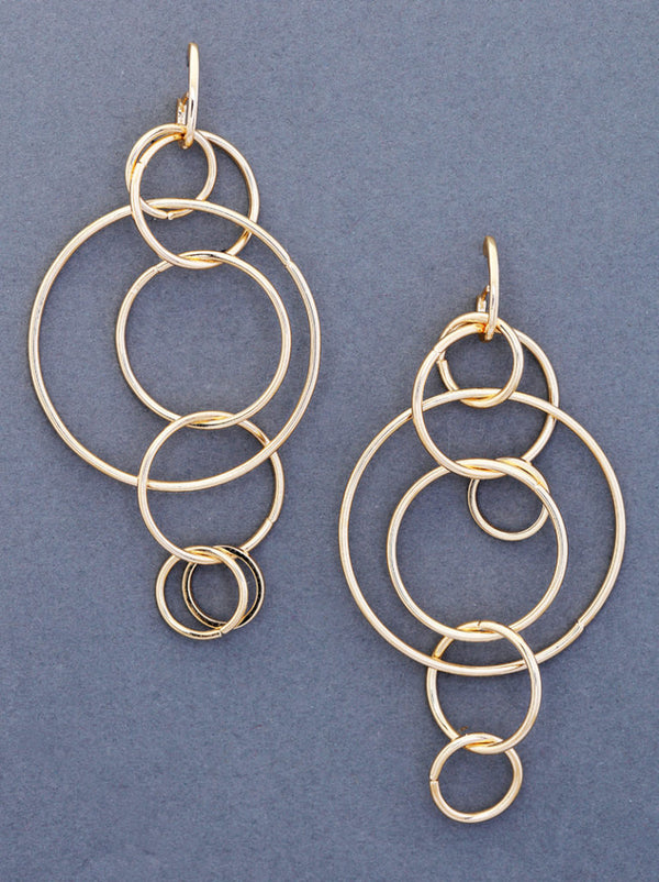 Tipsyfly Studio 54 Earrings