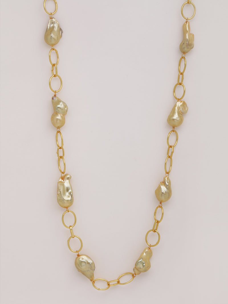 Olivia Chain Necklace - Tipsyfly