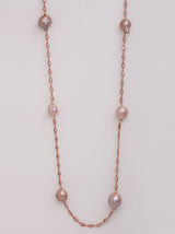 Rose Chain necklace - Tipsyfly