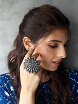 Anju Statement ring