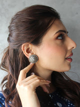 Nainika stud earrings