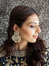 Parvati Statement Earrings - Tipsyfly