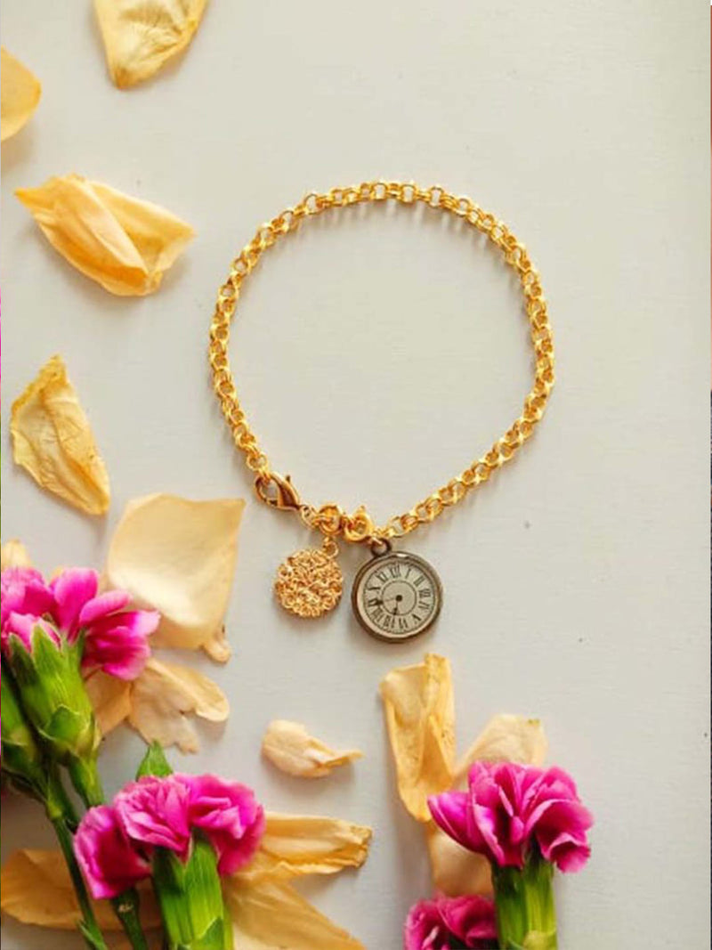 Tipsyfly Classic Personalised Charm Bracelet