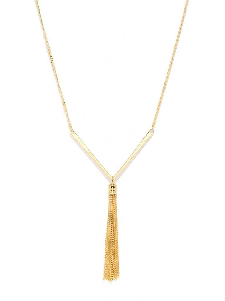 Tipsyfly Juliet Tassel Necklace - Tipsyfly