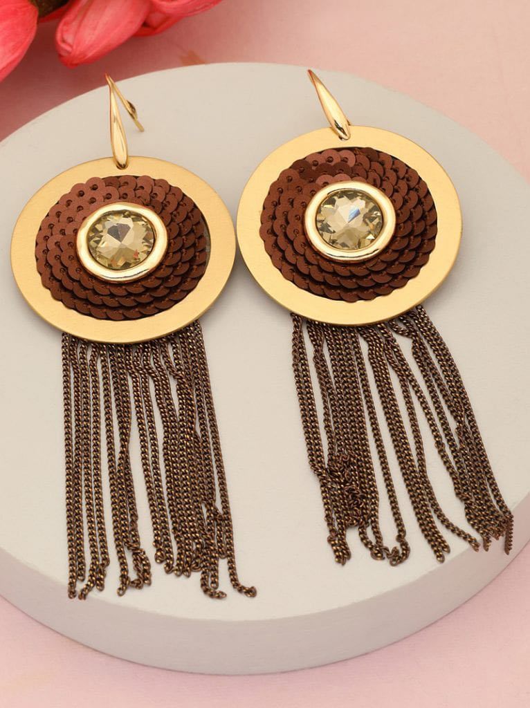 Tipsyfly Studio 60 Tassel Earrings - Tipsyfly