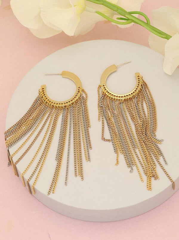 Tipsyfly Tassel Tussel Earrings