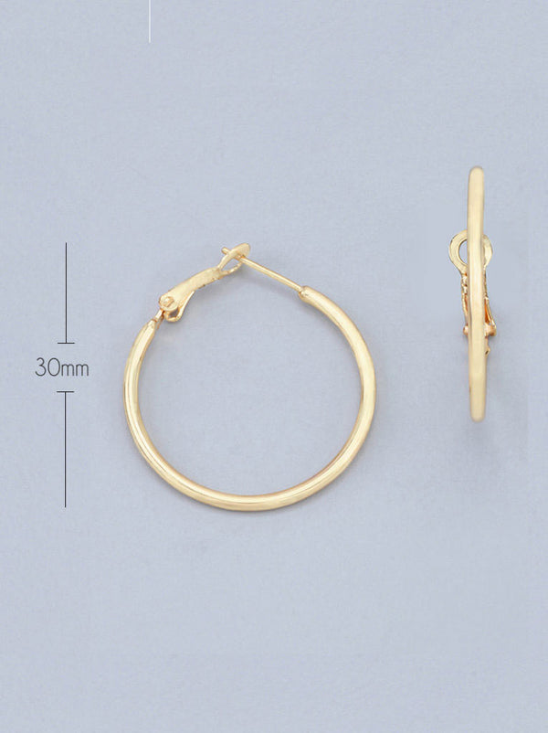 Tipsyfly Classic Hoops XSmall (30mm)