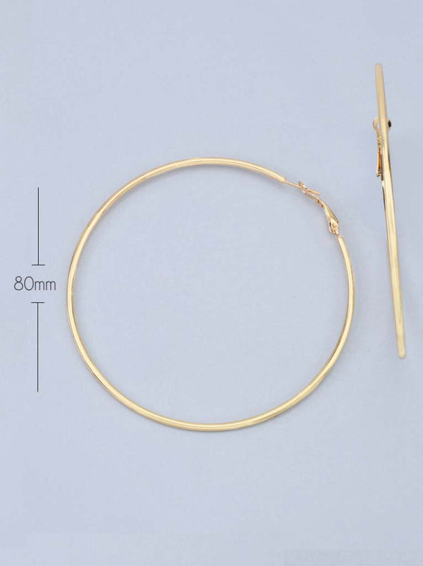 Tipsyfly Classic Hoops XXLarge (80mm)