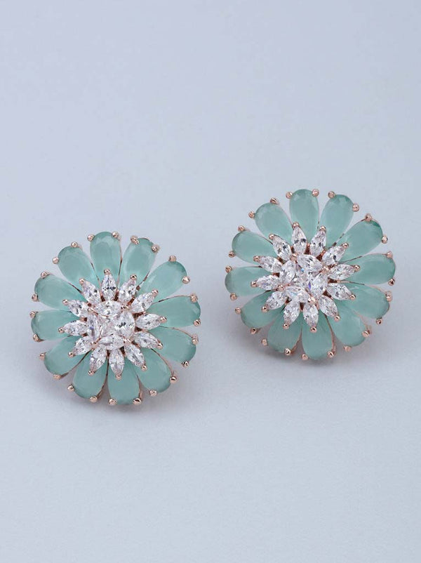 Tipsyfly Mint Blossom Earrings