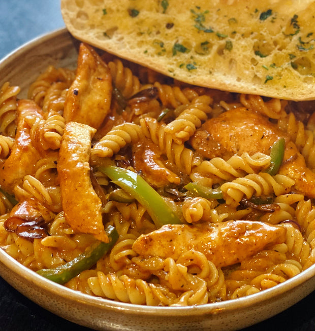 CAJUN CHICKEN RIGATONI