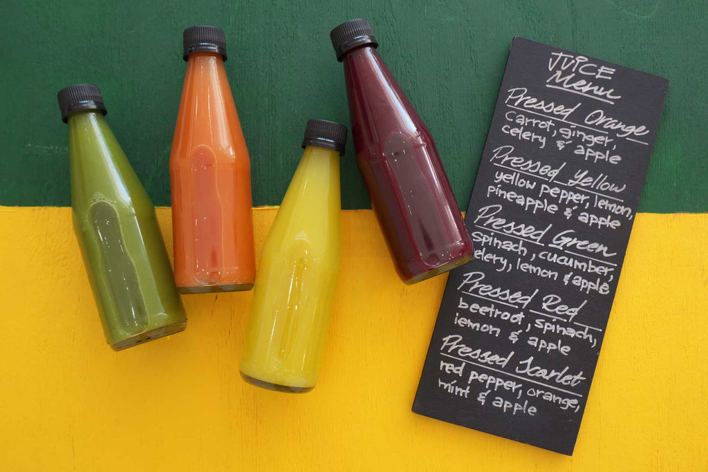 6 Pack Cold Pressed Juices