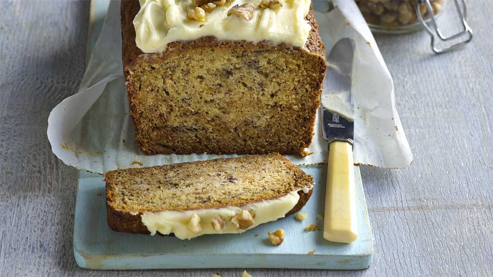 Coffee and Banana Cake