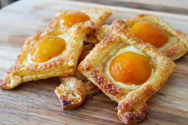 Field Fare - Apricot Danish - Frozen