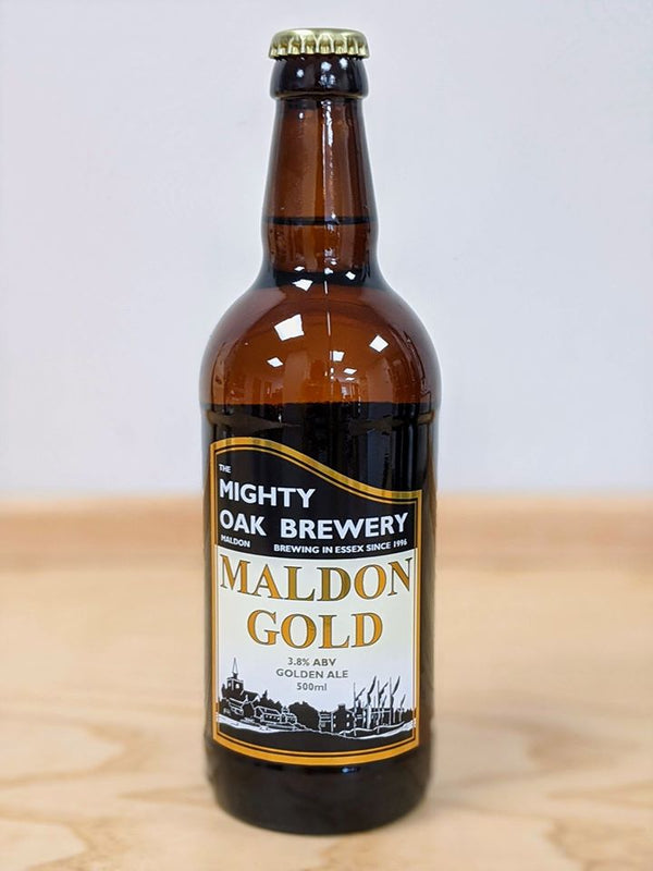 Maldon Gold - Mighty Oak (500ml)