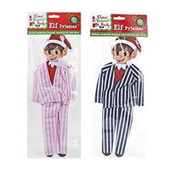Striped Pyjamas for Elf