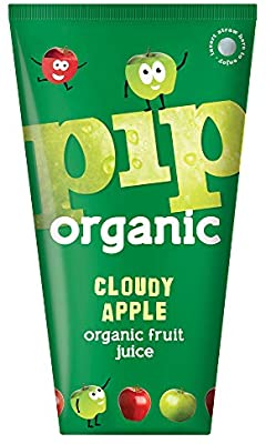 Cloudy Apple Juice (180ml) - PIP Organic