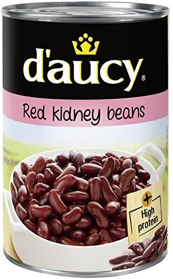 Red Kidney Beans (400g) - D'Aucy