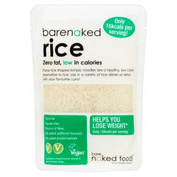 Bare Naked Rice 250g