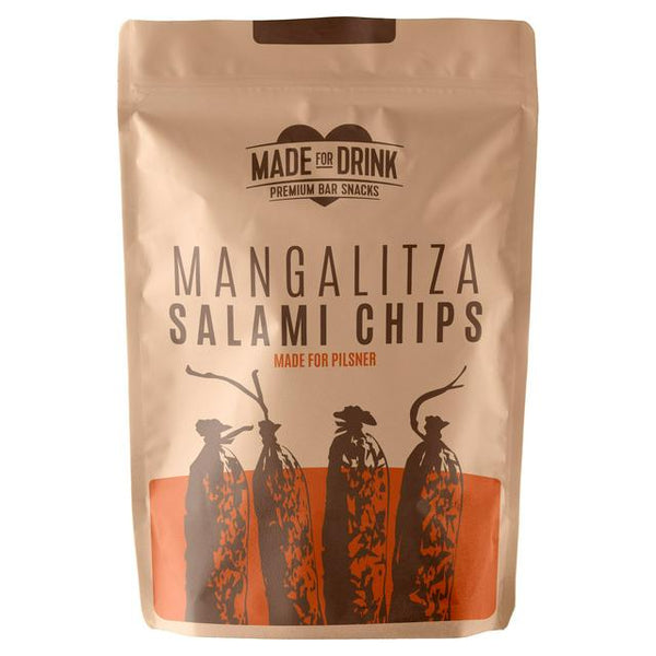 Mangalitza Salami Chips (23g) - Made For Drink