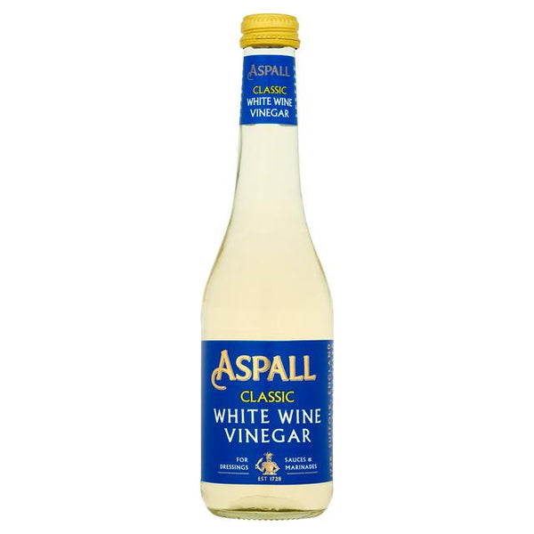 Classic White Wine Vinegar (350ml) - ASPALL