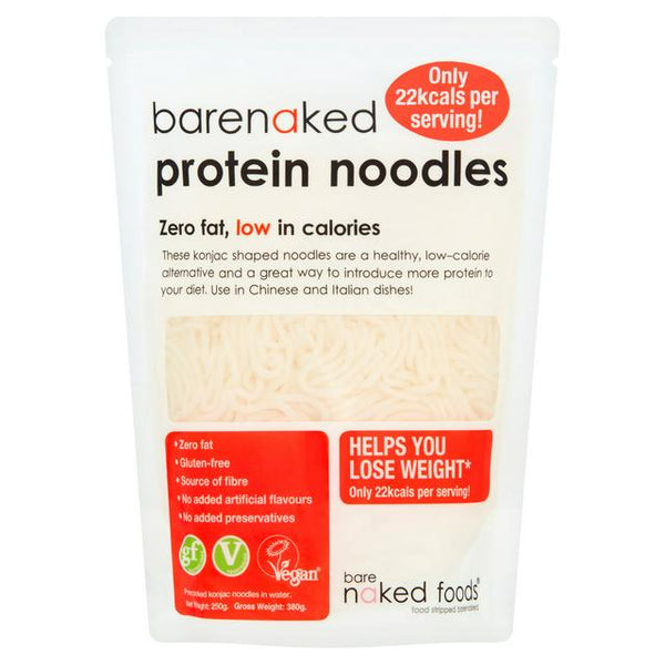 Bare Naked Protein Noodles 250g