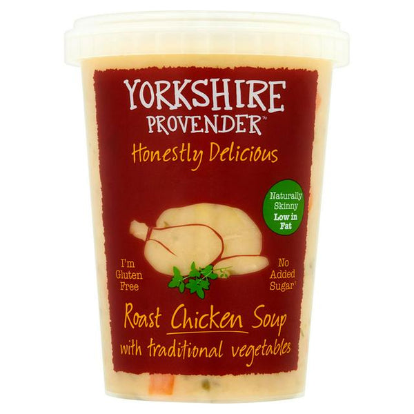 Roast Chicken with Traditional Vegetables - Yorkshire Provender