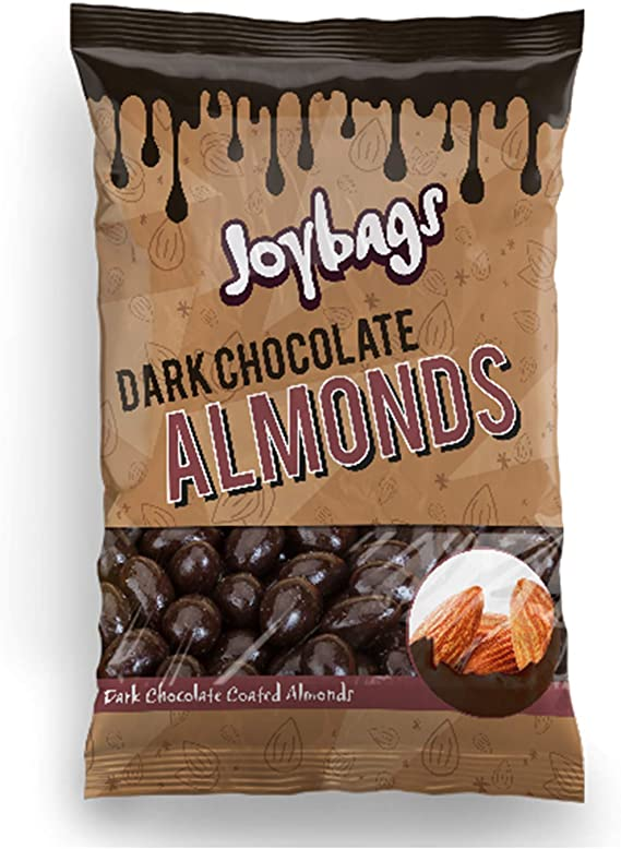 Milk Chocolate Almonds (150g) - Joybags