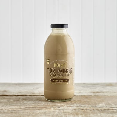 Tom Parker Creamery - Iced Coffee (500ml)