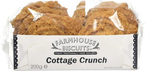 Cottage Crunch Biscuits (150g) - Farmhouse