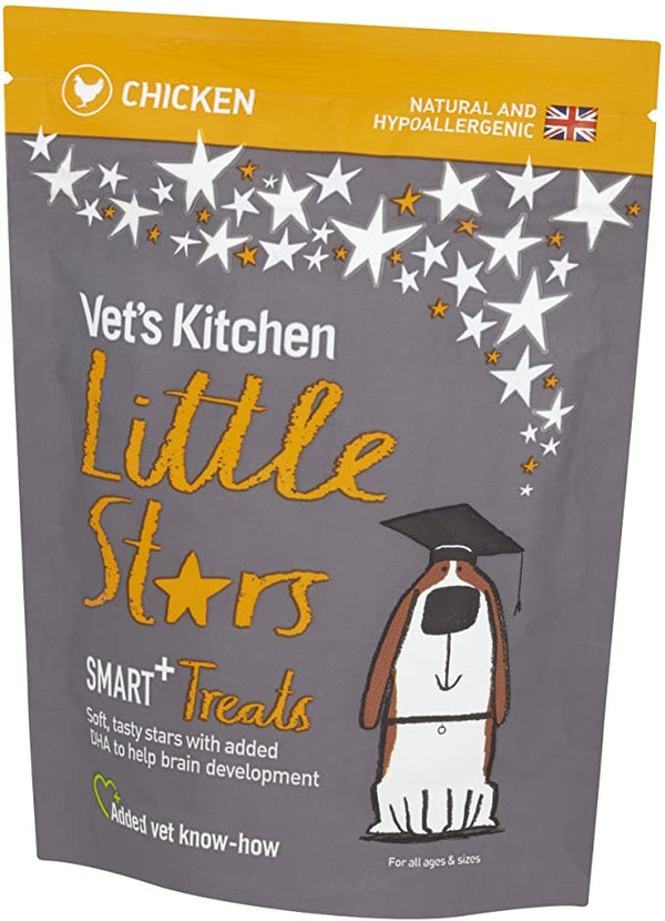 Little Stars Smart Chicken Dog Treats - Vet's Kitchen