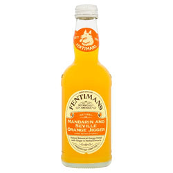 Fentimans 275ml Mandarin & Seville Orange Jigger