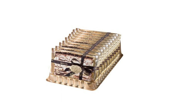 Chocolate Soft Nougat Slice - Quaranta (150g)