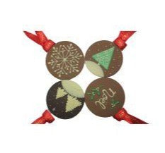 Noel Chocolate Tree Decorations (30g)
