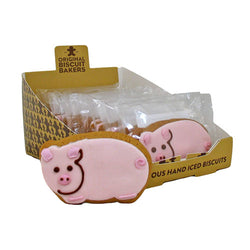 Greedy Gertrude the Pig - Original Biscuit Bakers
