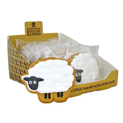 Fleecy Flora the Sheep - Original Biscuit Bakers
