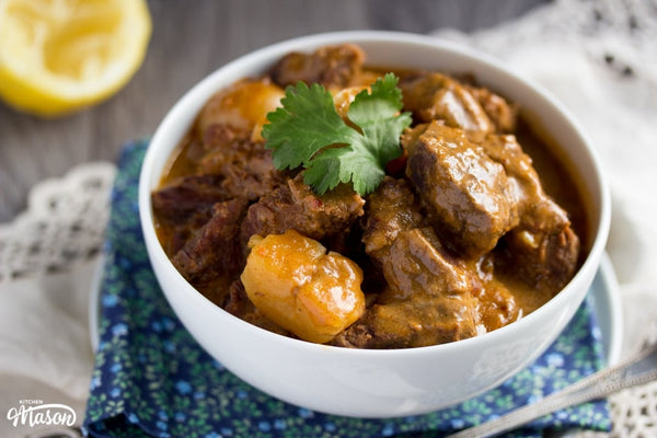 Beef Massaman Curry (Serves 1) - Cook