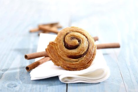 Cinnamon Swirls - Field Fare - Frozen