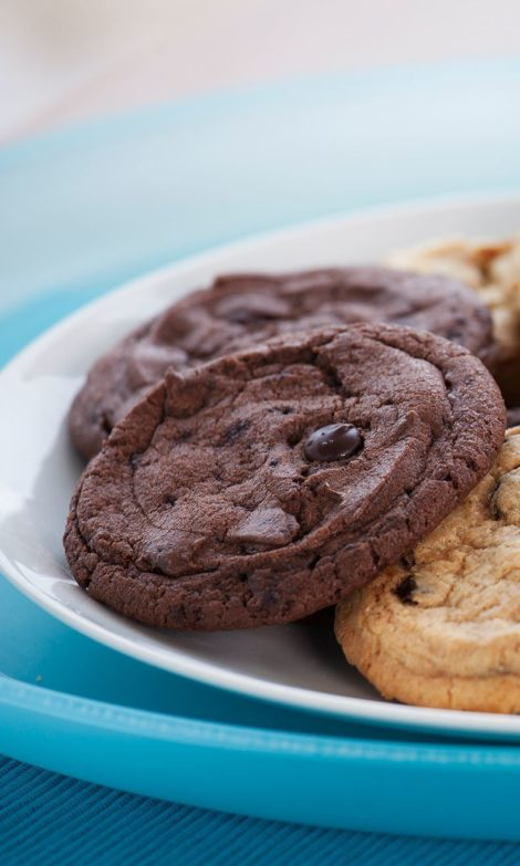 Double choc chip cookie - Field Fare- Frozen