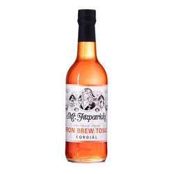 Iron Brew Tonic Cordial (500ml) - Mr.Fitzpatricks