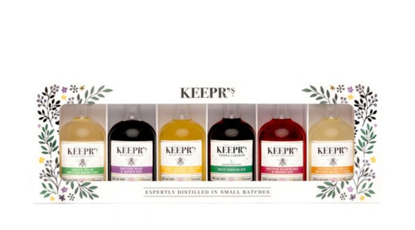 Honey Taster Gift Box - Keepr's (5cl)