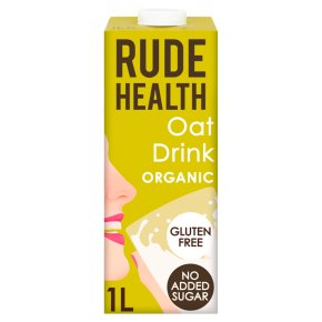 Oat Drink (1L)- Rude Health