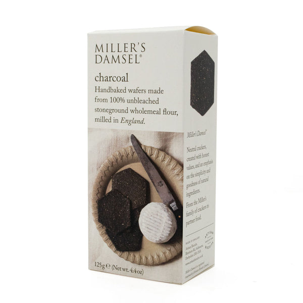 Charcoal Wafers Miller's Damsel (125g Box)