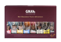 Gnaw Hot Shot Taste Adventure Gift Set - Gnaw Chocolate (400g)
