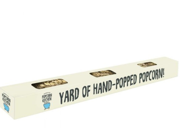 Yard of Popcorn Variety Pack - Popcorn Kitchen (200g)