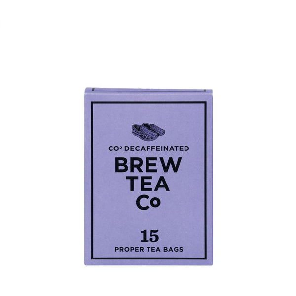 CO2 Decaffinated Tea - Brew Tea Co