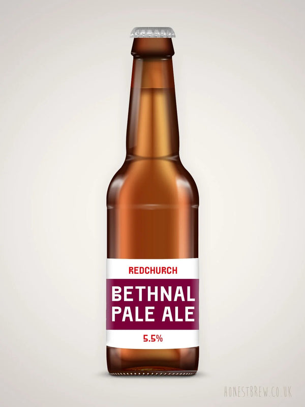 Bethnal Pale Ale (330ml) - Redchurch